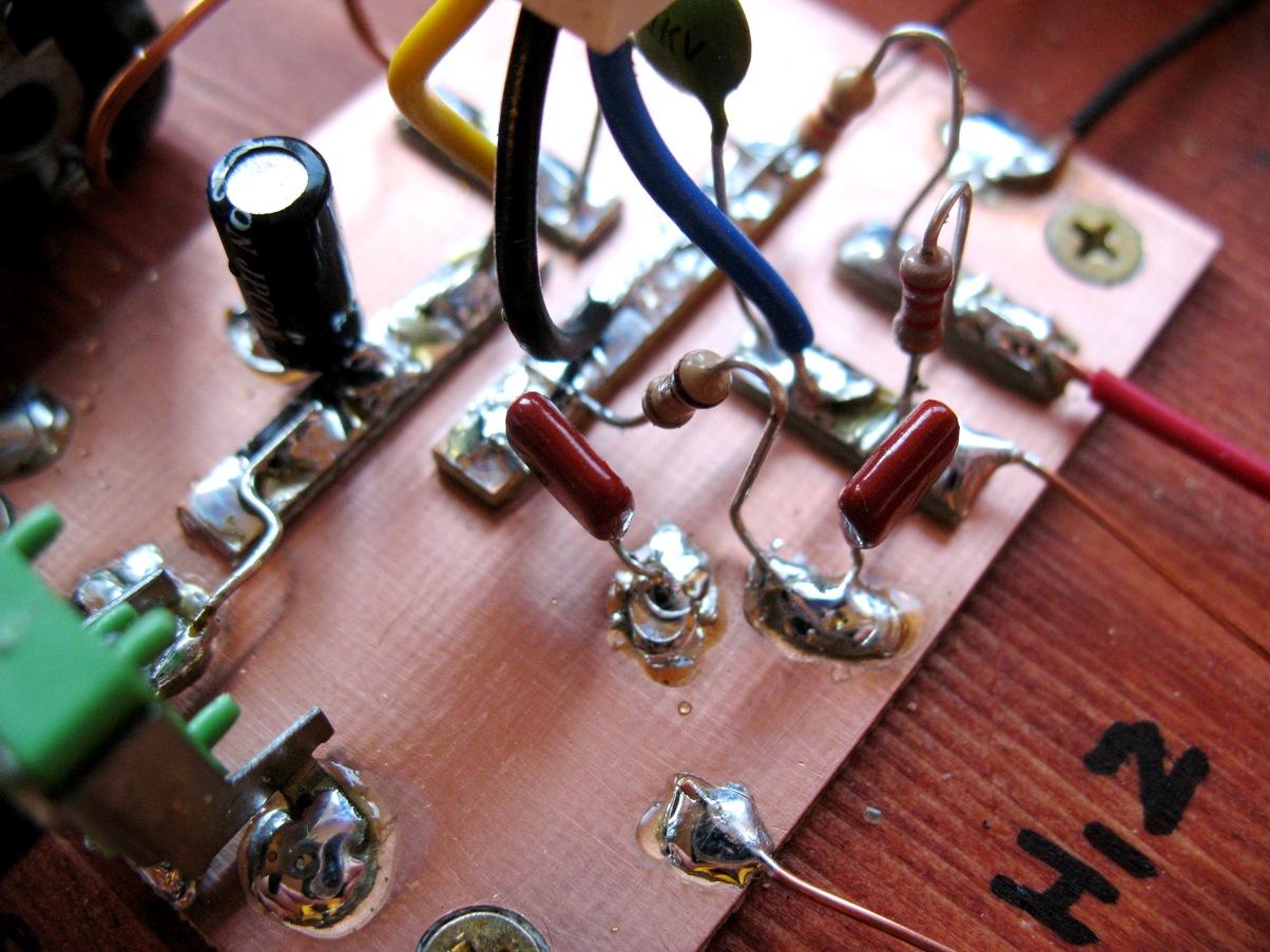 2n2222 Regen Radio Circuit